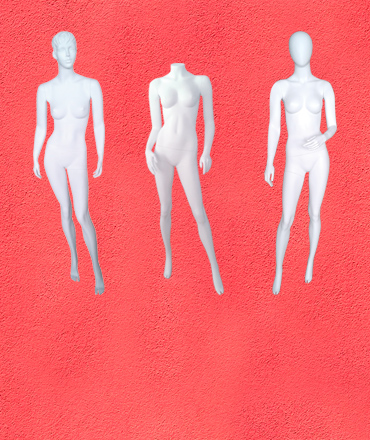 Female mannequins Sunshine